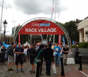 Clipper Race Village