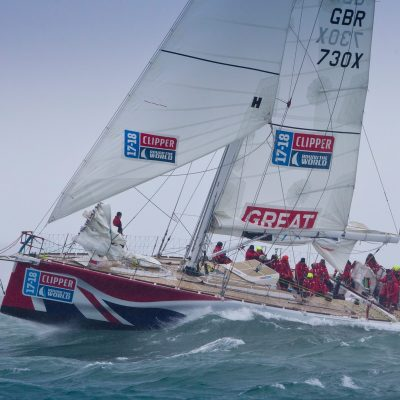 The stunning GREAT Britain Yacht
